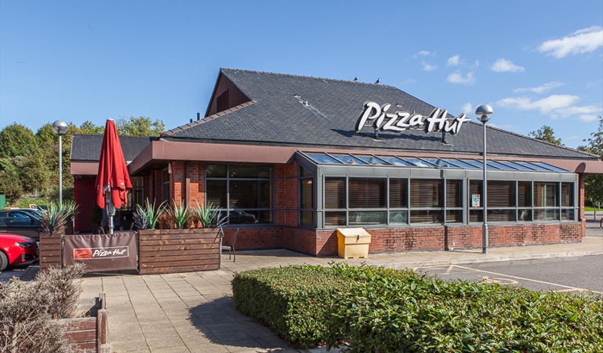 Pizza Hut Restaurant In Llandudno Junction Deganwy