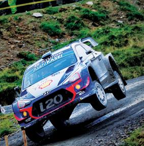Thumbnail for Wales Rally GB