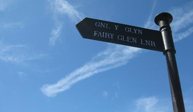 Fairy Glen Local Nature Reserve