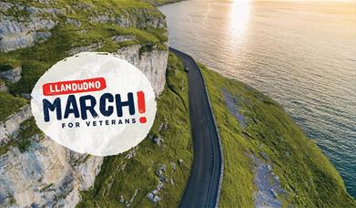 March for Veterans UK, Llandudno