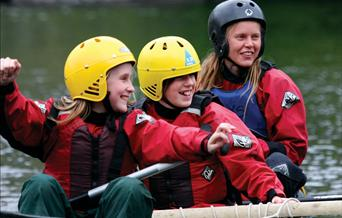 Plas y Brenin - National Mountain Sports Centre, Capel Curig