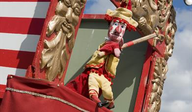 Codman's Punch and Judy Llandudno