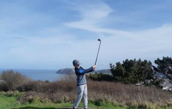Great Orme Golf Course