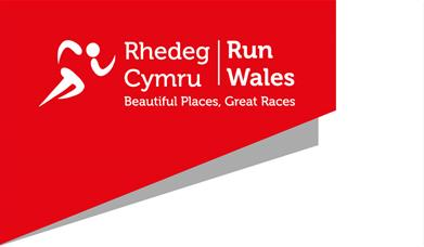 Image shows Run Wales logo
