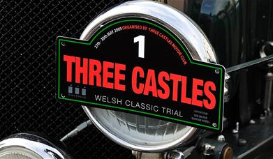 Three Castles Trial, Llandudno
