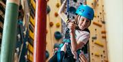 Adrenaline indoors at Adventure Parc Snowdonia