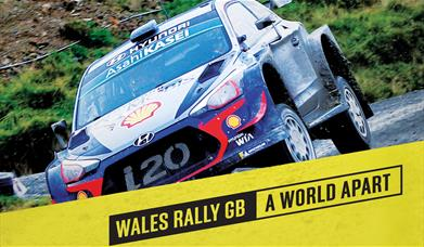 Wales Rally GB - Rally of Legends, Conwy County