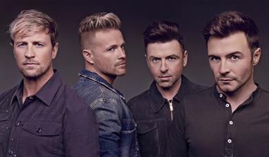 Westlife - Stadiums in the Summer Tour, Colwyn Bay