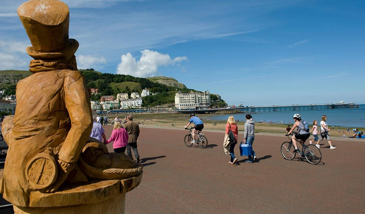Llandudno Alice in Wonderland Trail