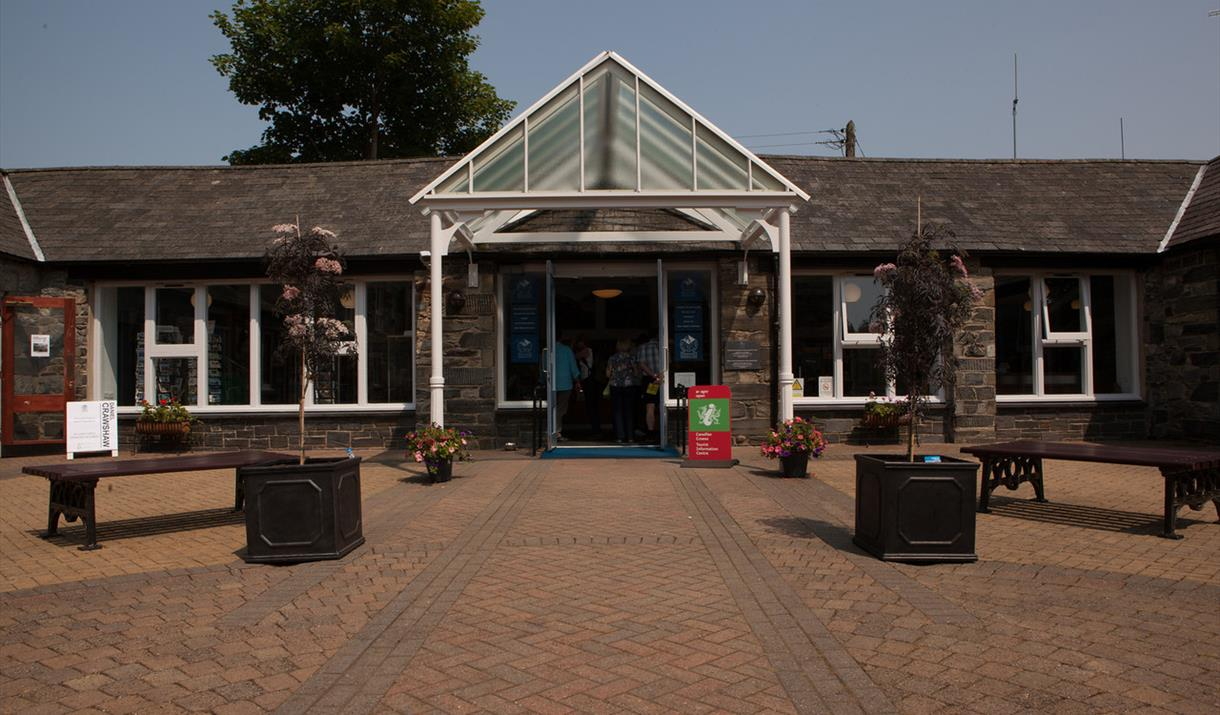 Tourist Information Centre - Betws-y-Coed